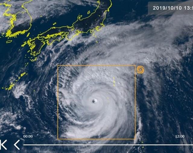 【注意喚起】台風19号の勢力、昨年関西を襲った「21号クラス」の可能性あり! 当時の様子を振り返ってみた結果 → 完全にヤバイ