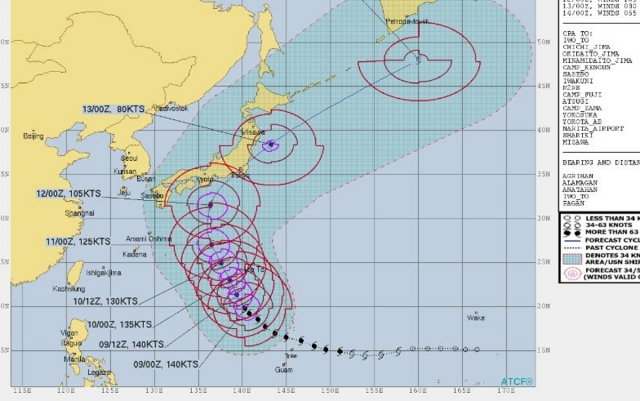 【台風19号】「週末に関東直撃」は本当なのか? 各国の進路予想を見てみた結果 → 絶望しかなかった