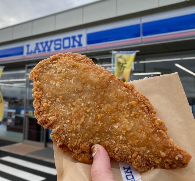 【台湾グルメ】ローソンのLチキ「台湾唐揚げ味」がほぼ台湾の味! 雞排のポイント3つを完璧に押さえた良作