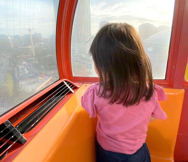 【いい女】3歳の娘のモテテクニックがすごい