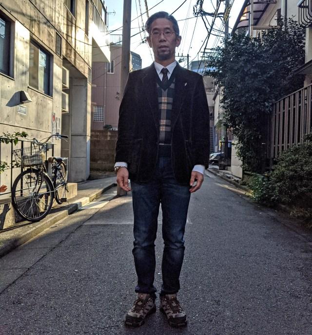 """上京後最初に住んだ地域を訪ねて / 小さく """"偉大な"""" はじめの1歩"""