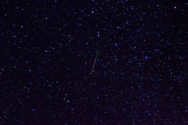 18日~19日は、しし座流星群がピーク / 見るコツや天気など