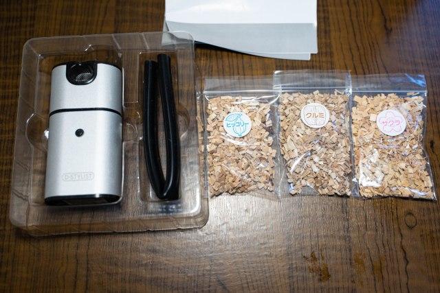 これで本当に燻製ができるのか? めちゃくちゃ小さいポータブル燻製器を使ってみた結果 → 泣いた