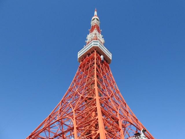 高所恐怖症が人生で初めて東京タワーに登ってみたら…