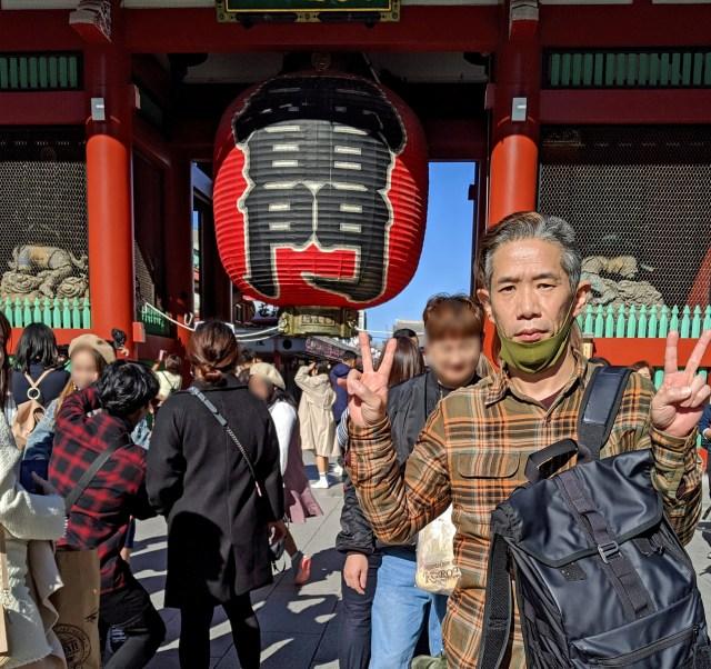 """【検証】浅草で売ってる外国人観光客向けの """"特攻服みたいな着物"""" は日本人に似合うのか?実際に着てみたら……"""