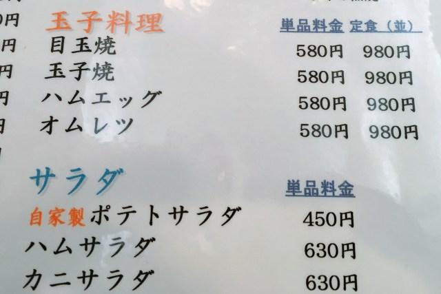 【心の声】食堂のハムエッグ定食は、なぜあんなに美味いのだろうか?