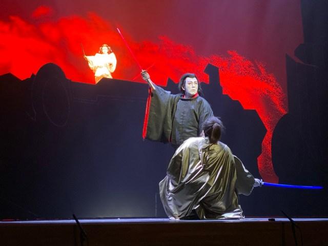 【不安すぎ】歌舞伎見たことないけど「スター・ウォーズ歌舞伎」に行ってみた