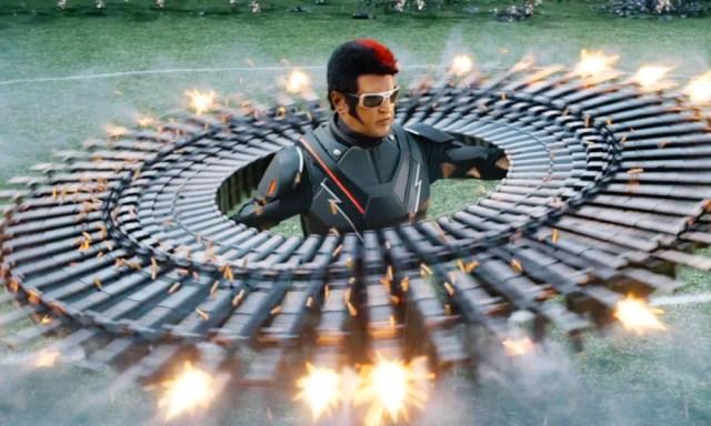 【映画レビュー】かなりバカにした気持ちでインド映画『ロボット2.0』を見たら、あまりのスゴさに謝りたい気持ちでいっぱいになった!