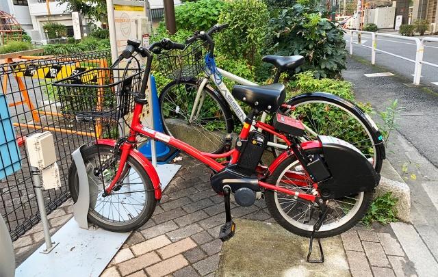 今さらだけど、街でよく見る「赤いレンタル自転車」を使い始めたら便利なうえに楽しすぎて激しく後悔! モバイルSuicaでも登録できたよ〜!!