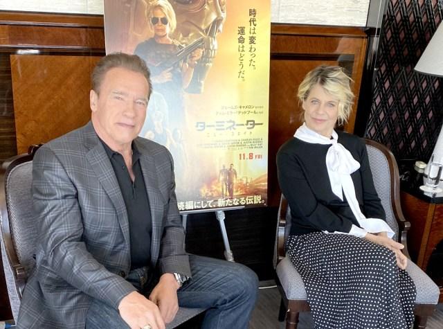 【本人降臨】「ターミネーター:ニュー・フェイト」でリンダ・ハミルトンが5時間かけて撮影したシーンがプロすぎた
