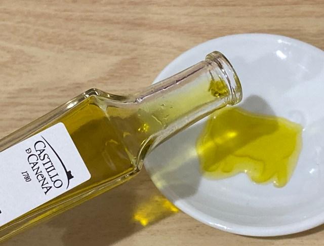世界一のオリーブオイルを食べてみた! → これが油!? フレッシュジュースのような味わいに1瓶飲み干しそうになった / 史上最高点を獲得したピクアル種のオイル