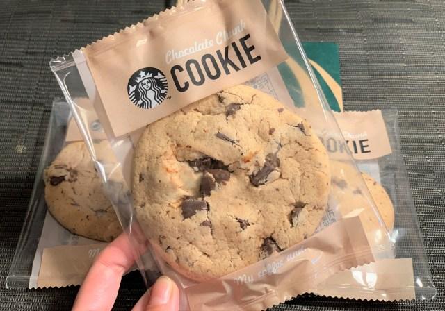 スタバのクッキーが「カントリーマアム」っぽいと思い調べたところ…驚きの事実が発覚!