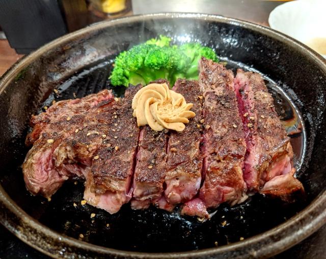 【知ってた?】「いきなりステーキ」のワイルドステーキはどこの部位か?