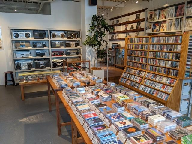 中目黒のカセットテープ専門店「ワルツ」でソマリア発の超絶ファンクを購入した / 実家で発見したテープの中身も鬼ファンキー
