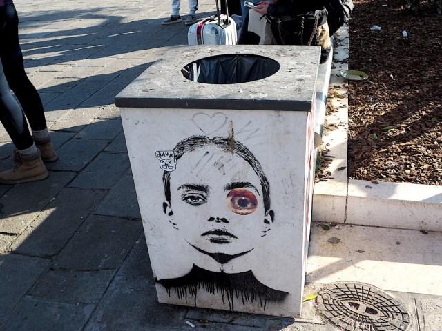 【イタリア】ベネチア・ローマ・ナポリの「ゴミ箱」30連発 / 世界的な観光都市のゴミ事情とは