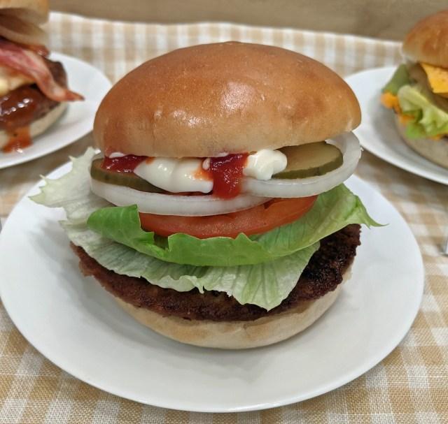 【正直レビュー】2月27日発売、ファーストキッチンの新商品「ファーストクラシックバーガー」を食べてみた!
