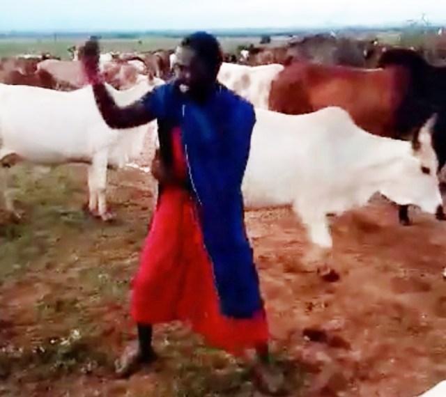 【スキンシップ動画】ちびっこたちがヒィヒィ爆笑! これがマサイ式「子供たちを笑わせる方法」だ!! マサイ通信:第340回