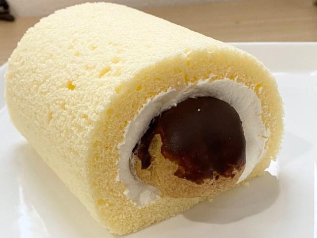 【意味不明】コージーコーナーさん、何を思ったかロールケーキでエクレアを巻いてしまう / 新作「エクレア巻いちゃいました」がヤバすぎた
