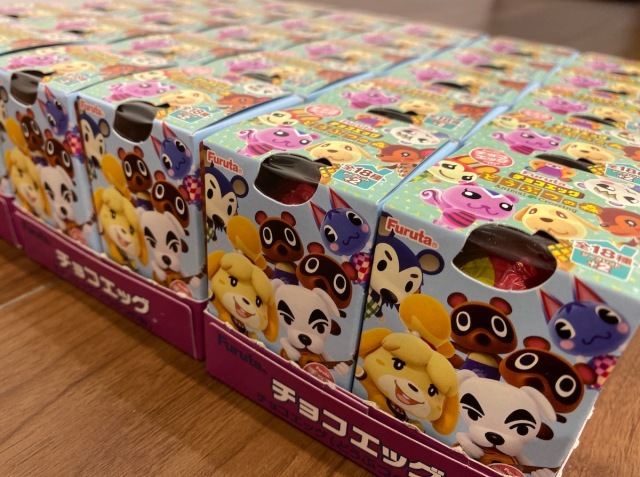 【どうぶつの森】20年ぶりにチョコエッグを大人買いしてみたら……まさかのシークレット!? ダブり率も大公開!