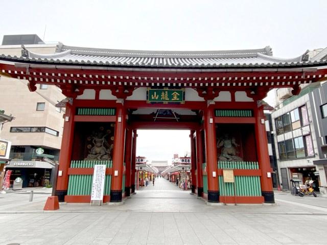 【リアルレポ】日本有数の観光地「浅草」のいま / 人力車のお兄さんが語る「仕事を休めない理由」