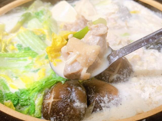 【牛乳大量消費レシピ】奈良名物『飛鳥鍋』の作り方はこうだっ!!  なんと千年以上前から食べられていた…!?