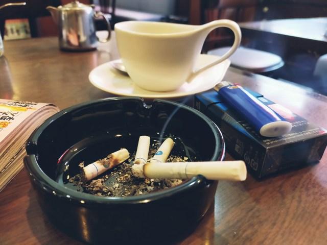 【郷愁コラム】4月から屋内は原則禁煙に! 時代と共に消えゆく「喫茶 × タバコ文化」の素晴らしさを改めて振り返ろう