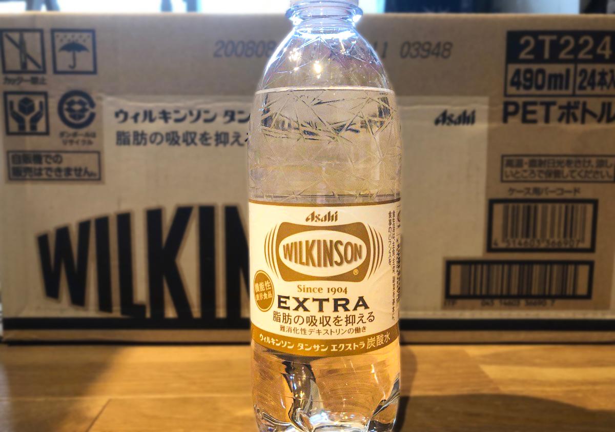 「アサヒ飲料・ウィルキンソン タンサン エクストラ」商品写真