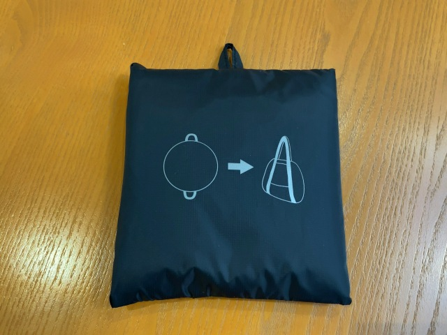 【最強マイバッグ】無印良品の「絞るだけで包めるポケッタブルバッグ」が最強である5つの理由
