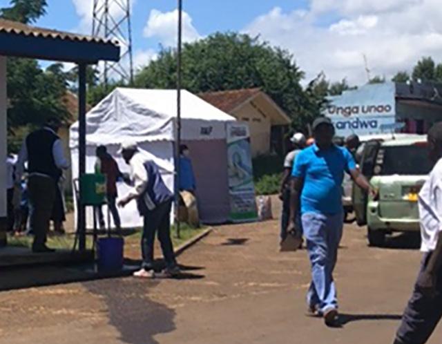 外出禁止令も出ているケニアの田舎町はいま / マサイ通信:第362回