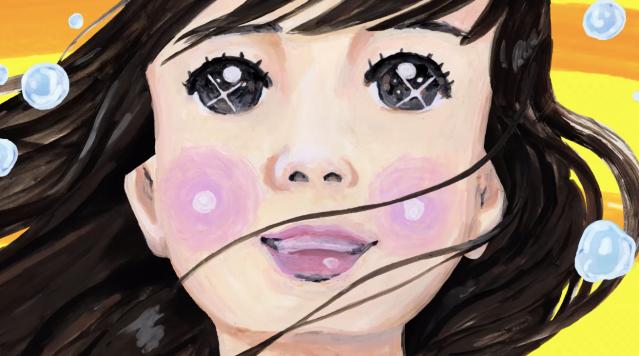 広瀬すずがアニメ化した新CMがヤバイ → 再生3秒で動画を停止「見てられない」/ NewマイティアCLスタンダードシリーズ