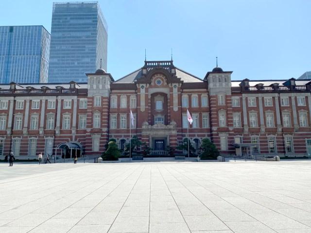 【リアルレポ】東京の玄関口「東京駅周辺」のいま / 観光客は激減するも…