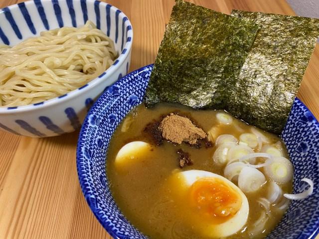 【レビュー】お取り寄せ人気No.1の「つけ麺」を食べてみた → 「これマジで通販!?」ってレベルのうまさ! あとは〇〇〇があればカンペキ / 新宿『風雲児』(宅麺.com)