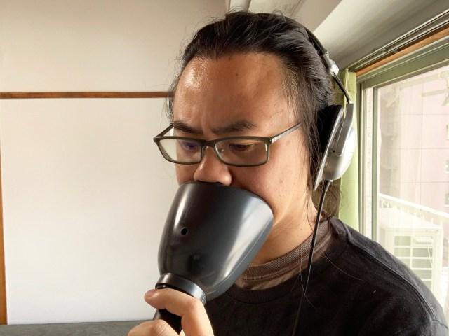 【Amazon検証】画期的な防音システムを搭載したマイク「1人deカラオケDX」で熱唱したらこうなった!