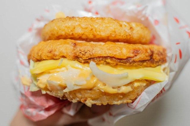 【どうして】「チキンタツタ めんたいチーズ」はあるのに「ごはんチキンタツタ めんたいチーズ」は無いのか → 作った結果