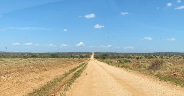 ケニアの首都ナイロビから「マサイ族のルカの村」への行き方 / マサイ通信:第375回