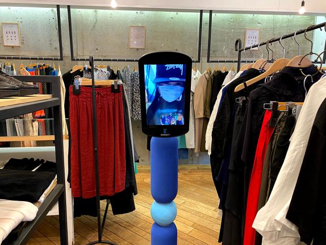アバターロボットを使った遠隔ショッピングは可能か? 実際に確かめてみた