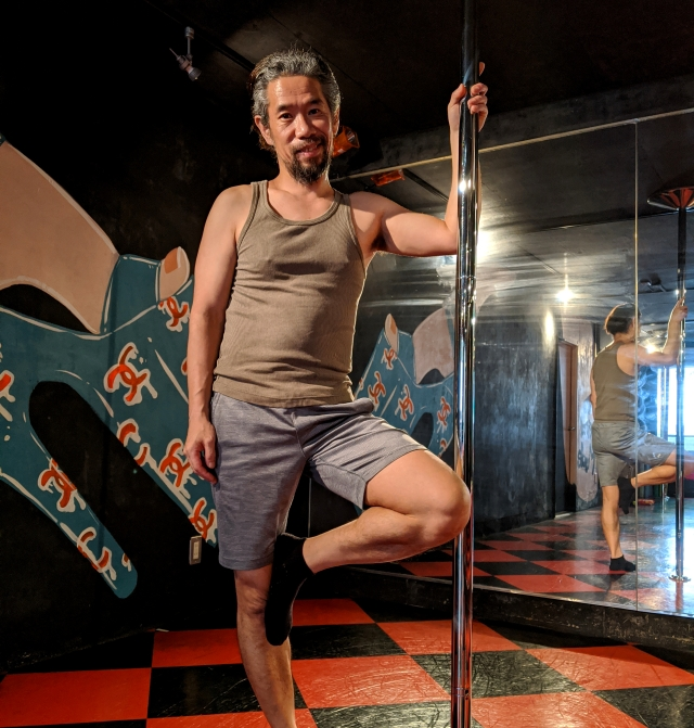 【コラム】今年こそ痩せると言っていた人へ、今が「運動」のはじめ時かもしれないぞ / 3カ月ぶりにポールダンスの練習をして感じたこと