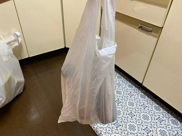 【疑問】明日7月1日からコンビニでも「レジ袋」が有料化へ! ところで同じ価格なら大きい袋を選べるのか? 調べてみた