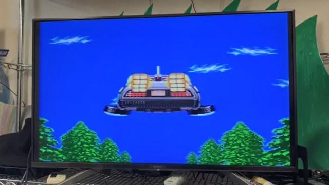 【感動】バック・トゥ・ザ・フューチャー2の「スーファミゲーム」をやってみた! マーティがホバーボードで敵を倒すスーパーマリオみたいなアクション