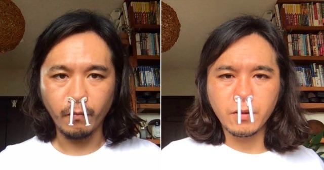 【検証】鼻毛を全抜きしてから「鼻毛が出てる」状態になるまでの期間を計測してみたら驚くべき結果に!