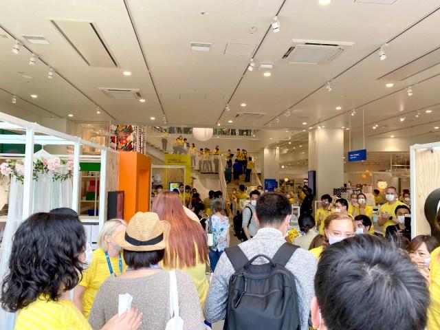 【やったぜ】原宿にイケアがオープン! 都心型店舗『IKEA原宿』はこんな店