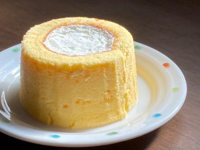 【毎月5〜6日限定】ローソンから厚さ2倍の「プレミアムロールケーキ」発売! 月に2日間しか買えないから店舗へ急げ!!