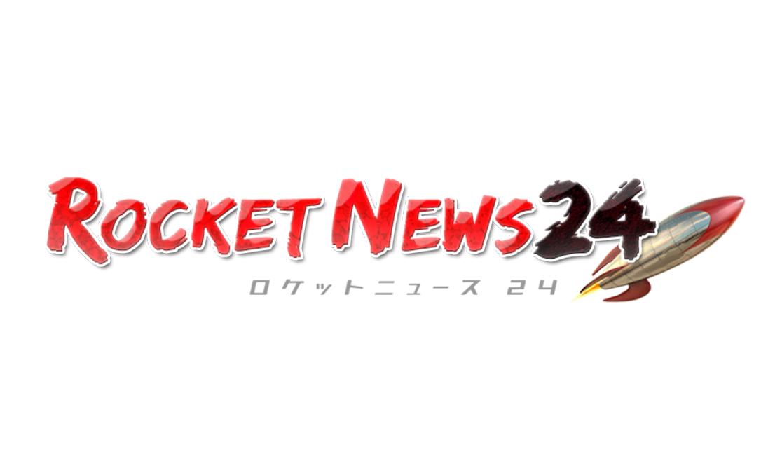 「ロケットニュース24」ロゴ