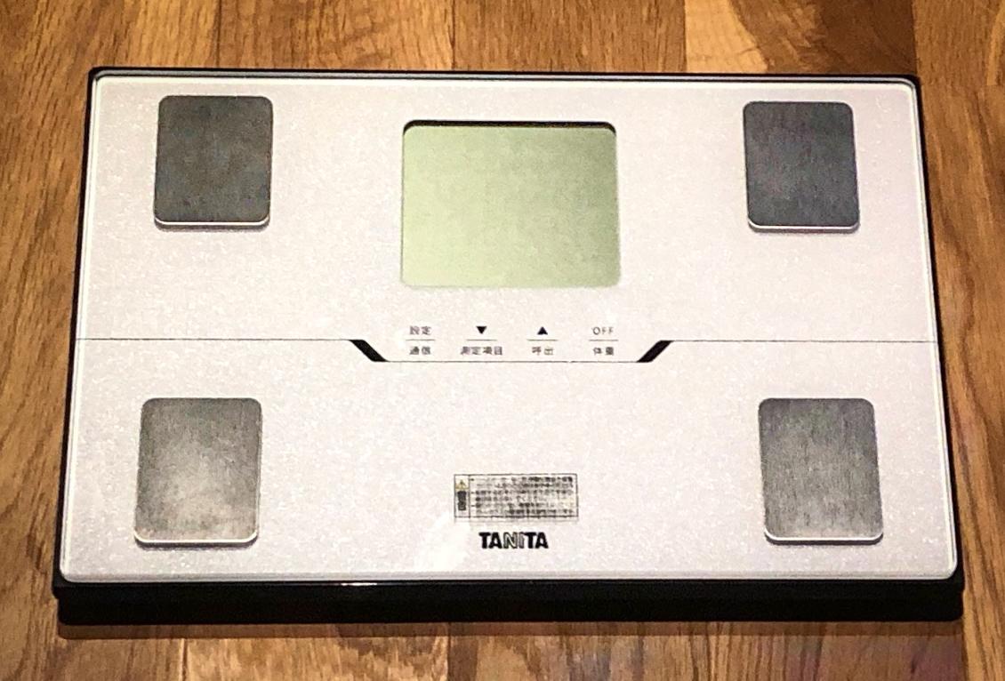 「タニタ・体組成計 BC-767」商品写真
