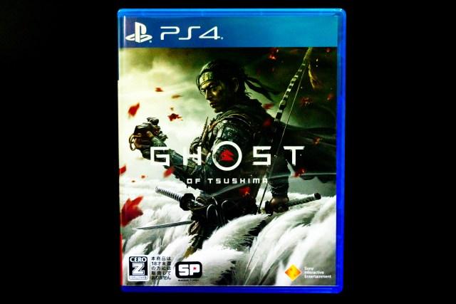 話題の侍ゲー『Ghost of Tsushima』を早速プレイしてみた / 今最も侍になれる(プレーヤー次第)侍ゲー