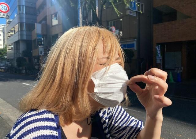 【夏の救世主】ベチョベチョのマスクが30分でパリパリに乾燥!『マスクリフレッシャー』を買うべき人・買っちゃダメな人