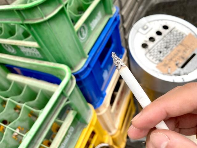 【厳重注意】最近また「歩きタバコ」が増えている件 → 喫煙者たちよ、ここが我慢のしどころだ!