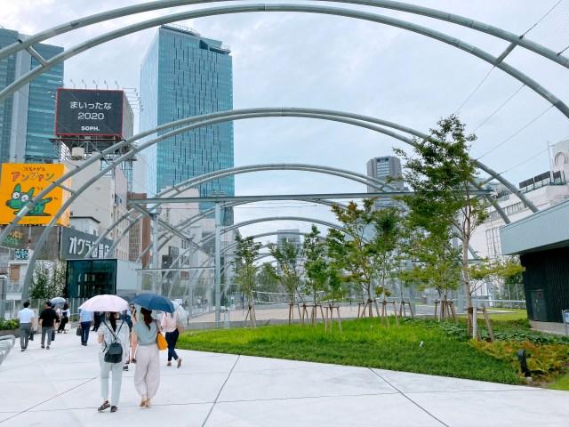 東京・渋谷の新しいランドマーク「MIYASHITA PARK(宮下公園)」がオープン! 事前予約制だけど当日受付も行ってるぞ~!!