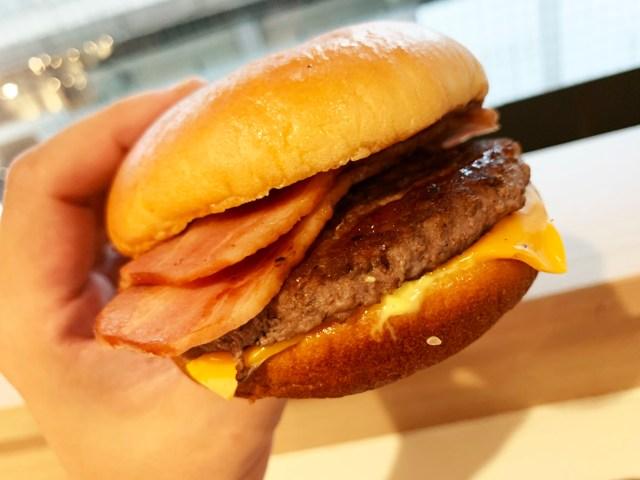 マクドナルドの肉ざんまいバーガー「ベーコンラバーズ」を食べてみた結果 → 将来が不安になった