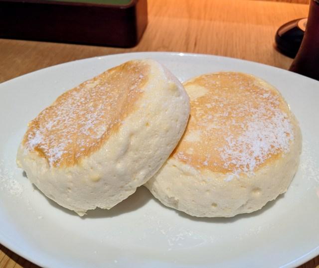 【スイーツ】むさしの森ダイナーのパンケーキがふわとろすぎて噛めない! これはもはや「飲み物」であるッ!! 東京・新宿中央公園『SHUKNOVA』